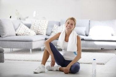 11 aplicaciones gratuitas para hacer ejercicio en casa