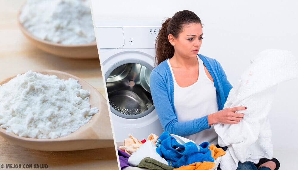 ¿Cómo eliminar manchas de aceite en la ropa?