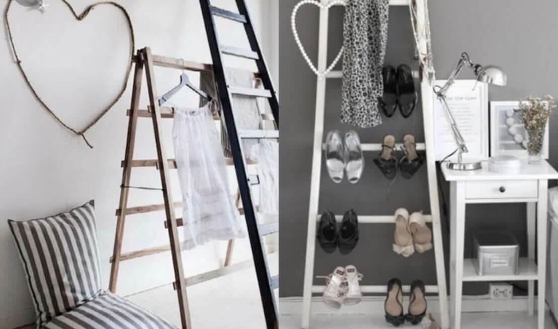 Escalera-convertida-en-mueble-para-dejar-los-zapatos