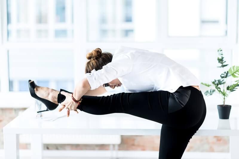 Importancia de las pausas activas: nos ayudan a liberar tensión