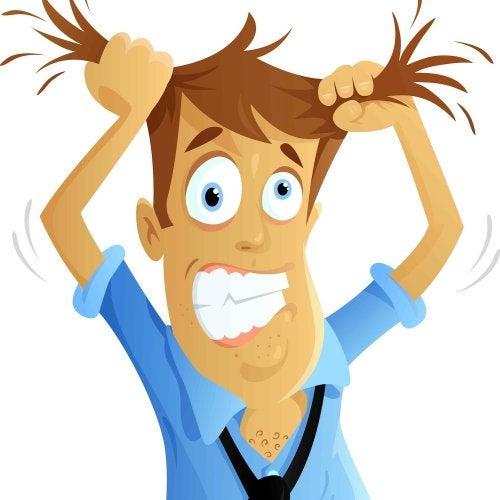 las hormonas del estrés