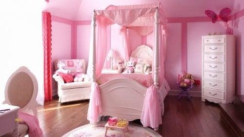 habitacion princesa