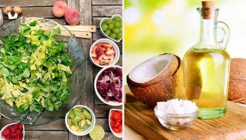10 formas de ajustar tus hábitos alimenticios para perder peso