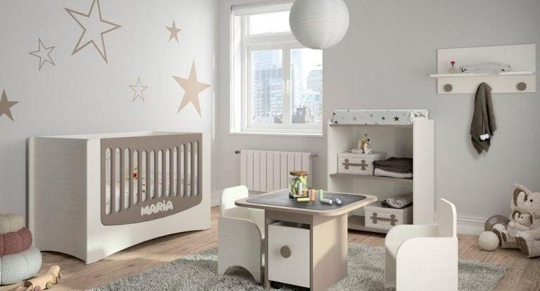 Ideas y elementos para decorar la habitación de tu bebé