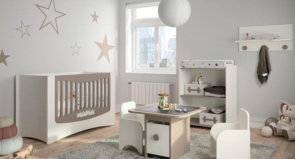 Ideas Y Elementos Para Decorar La Habitacion De Tu Bebe