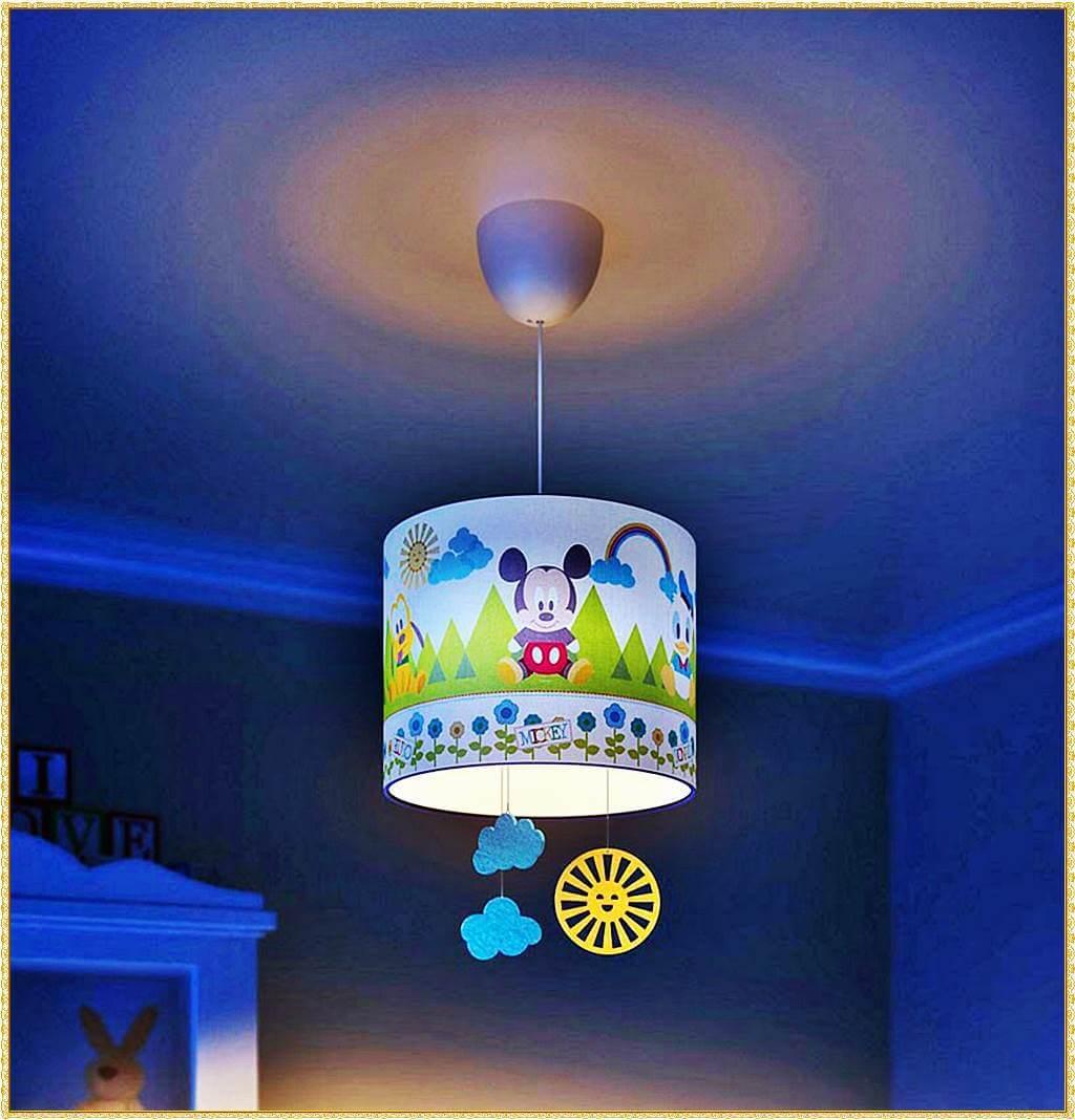 Lámpara para bebés.