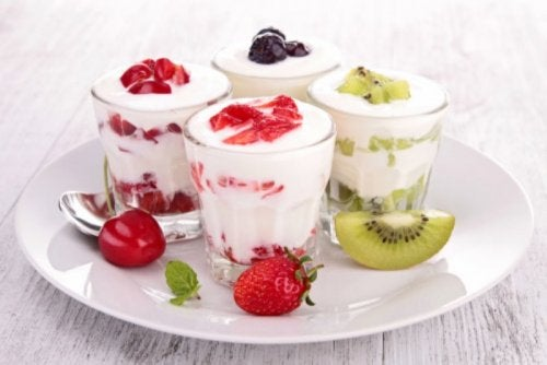 mejor yogur para la dieta