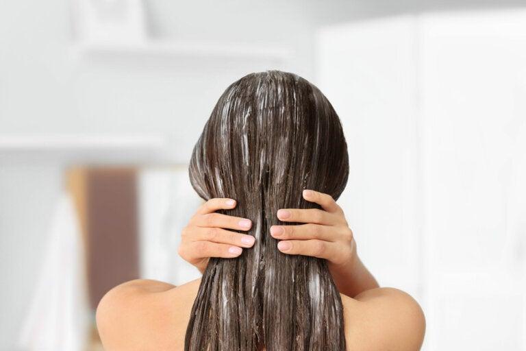 5 mascarillas de arroz para el cabello