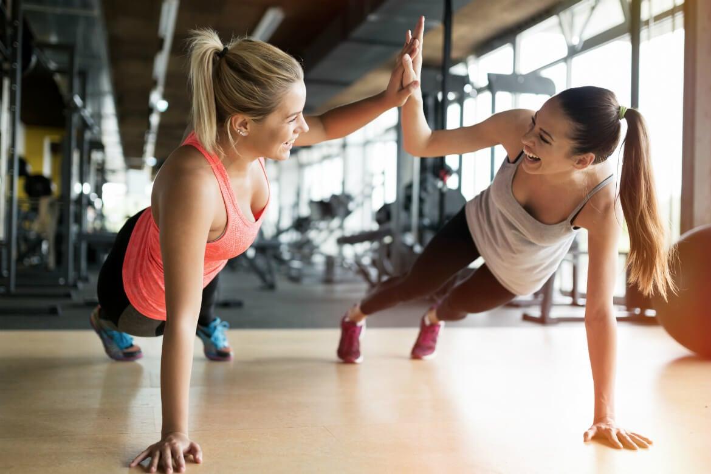 Alternar los músculos de trabajo te ayuda a rendir más en el gimnasio