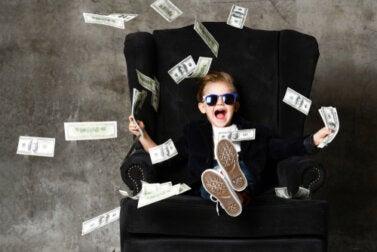 """El """"síndrome del niño rico"""": un síndrome causado por los padres"""