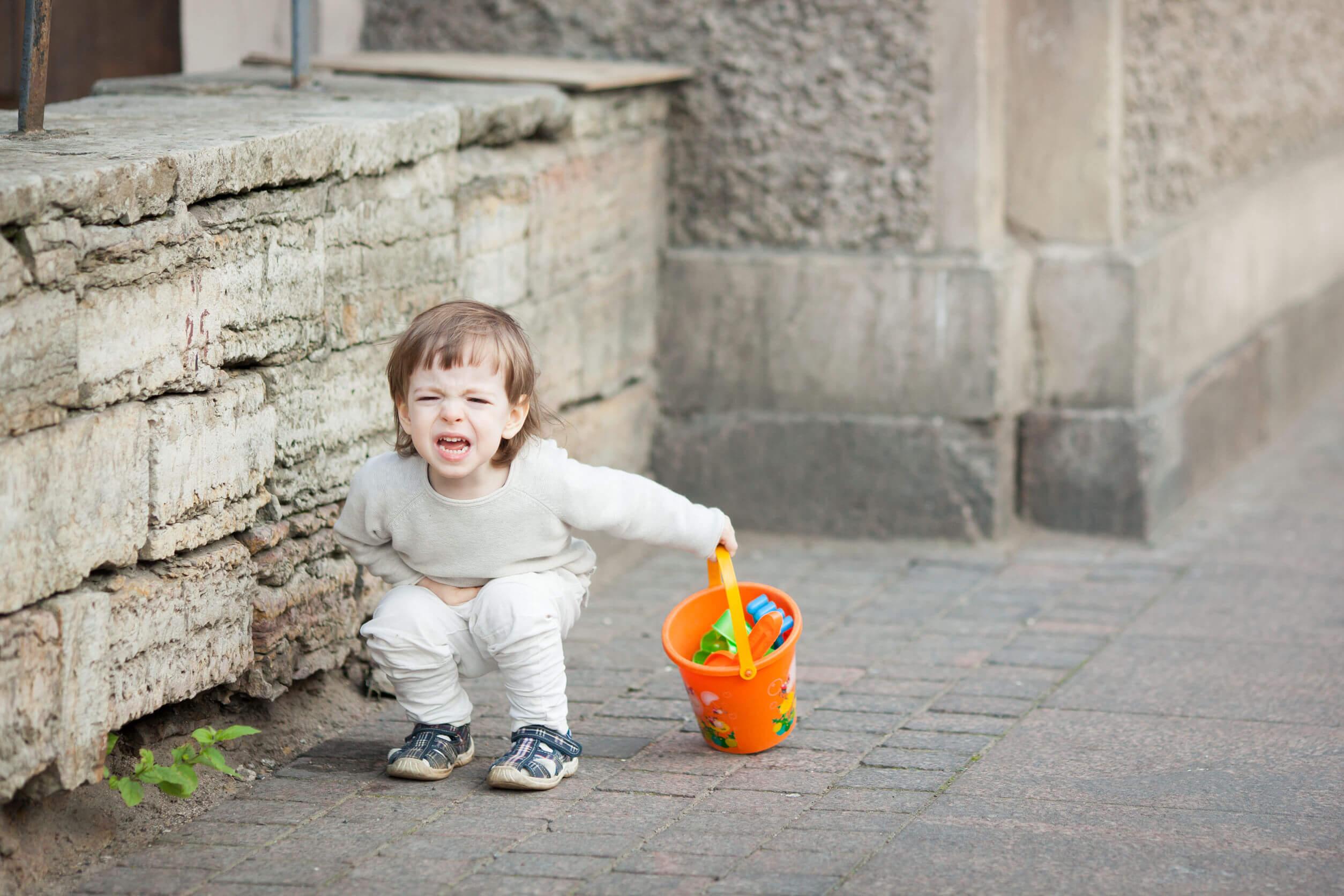 Избалованный ребенок не рождается, это сделано