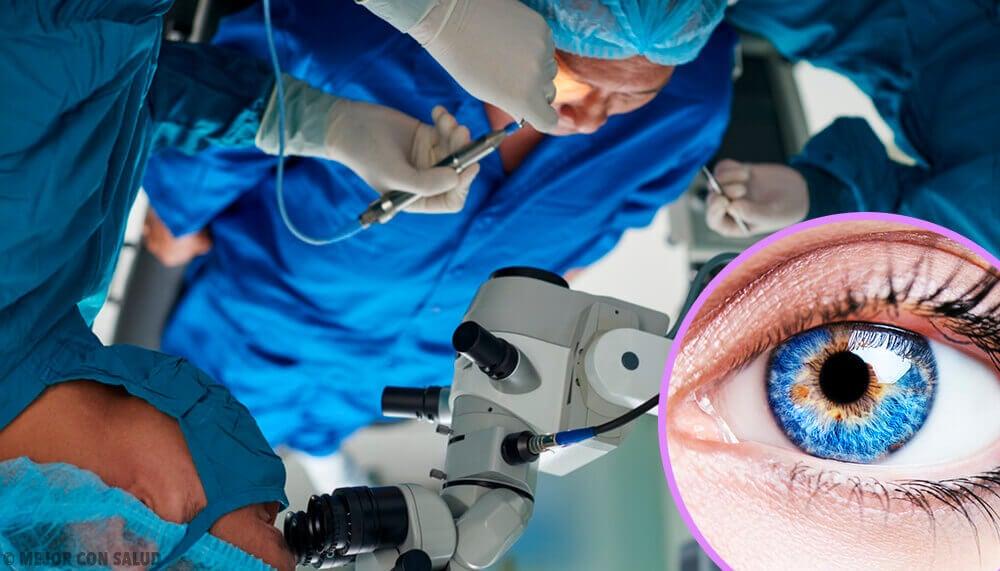 ¿Qué tan fácil es contraer una infección después de una cirugía ocular?
