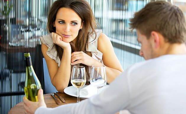 El atuendo para la primera cita