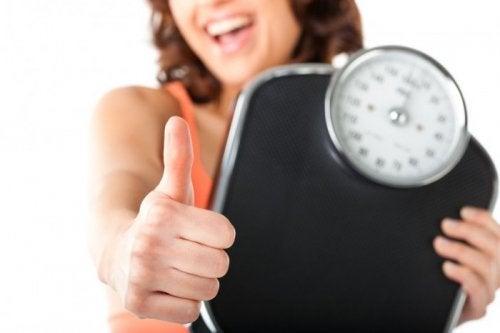 ¿Has logrado tu peso ideal? ¡Aprende a mantenerlo!