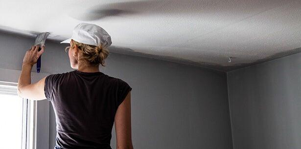 Pintar techo