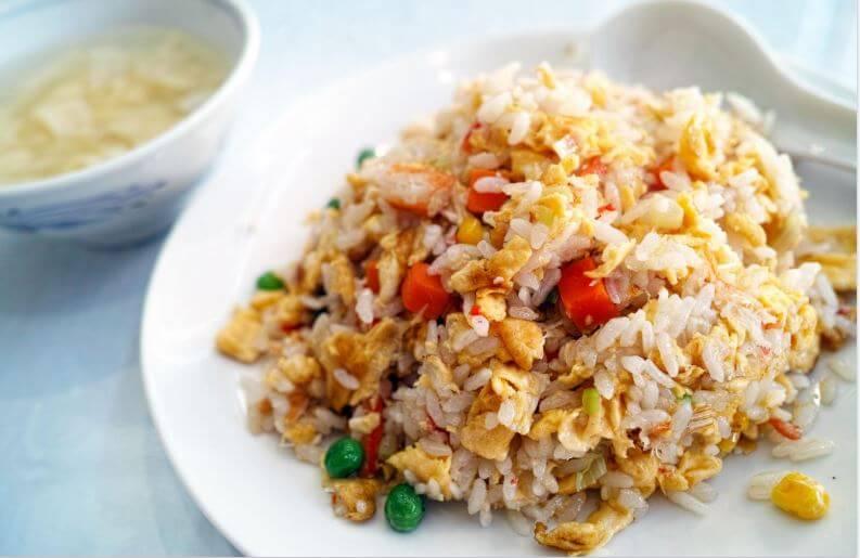 Receta Deliciosa De Arroz Chino Mejor Con Salud
