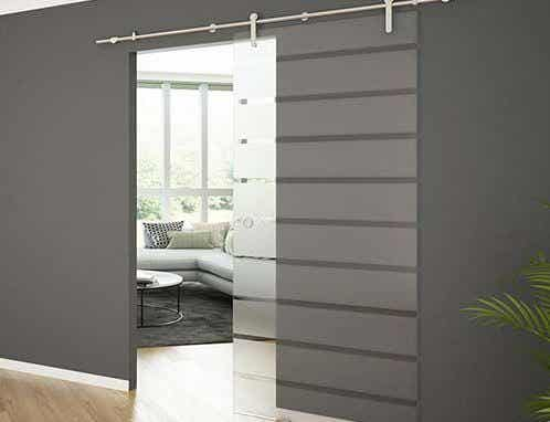 5 diseños fabulosos de puertas corredoras
