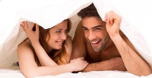 Mejora durante el sexo en la pareja.