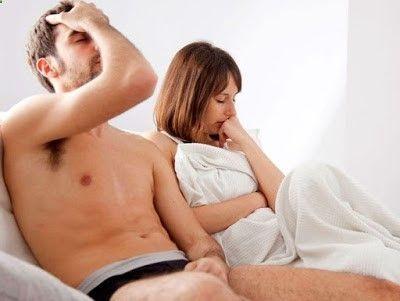 Relajarse en el sexo estrés.
