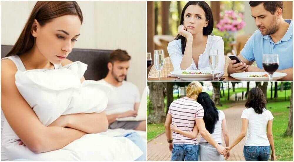 Cómo saber si mi pareja es infiel