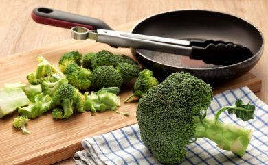 Brócoli para la tiroides