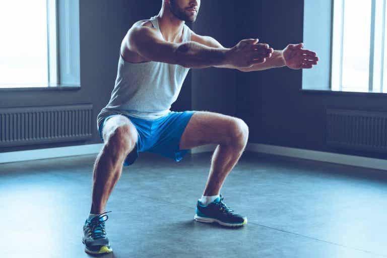 5 ejercicios para fortalecer los músculos de la cola