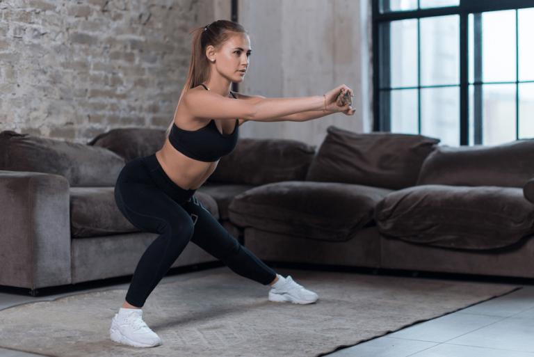 Los mejores ejercicios para mantener una bonita cadera