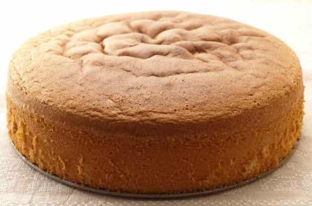 Cómo preparar torta genovesa