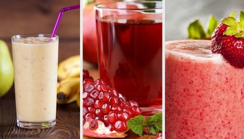 5 batidos bajos en calorías