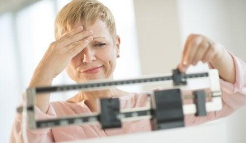 Adelgazar en la menopausia es posible con una dieta adecuada
