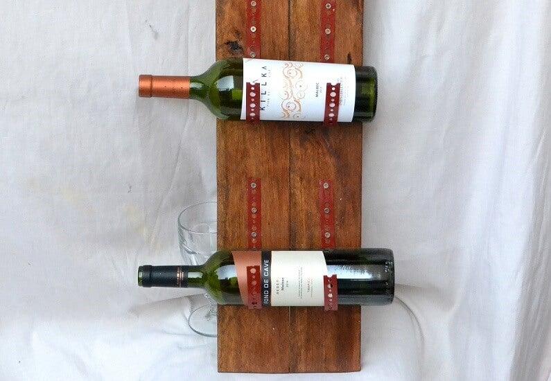 Licorera de madera para vinos