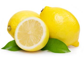 lemon to eliminate toxins