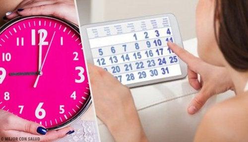 Retraso menstrual: ¿en qué casos me debo preocupar?