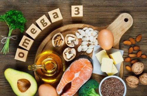 Alimentos que contienen Omega 3 son buenos para combatir las migrañas