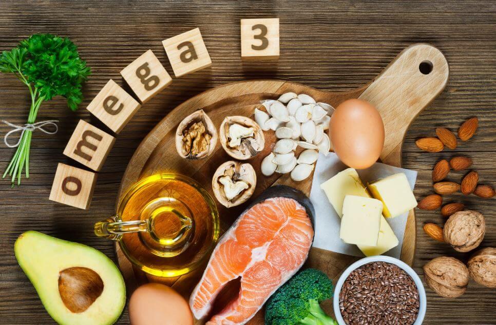 Alimentos que contienen Omega 3.