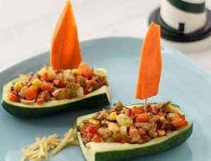 3 recetas creativas que harán que tu hijo ame las verduras