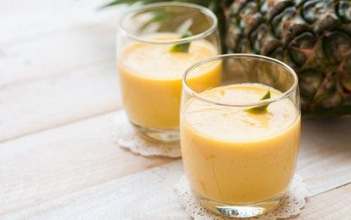 batido-papaya-pina