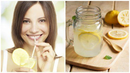 Es bueno aprovechar los beneficios del limón para adelgazar.