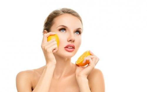 Crema de vitamina C: antioxidante y regenerador cutáneo