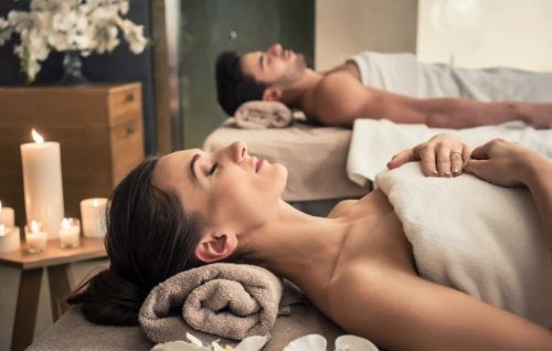 6 beneficios de pasar un día en el spa