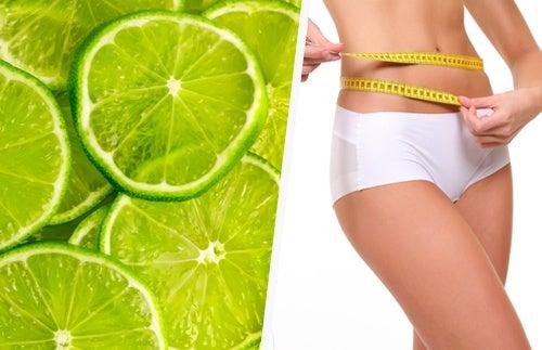 El limón puede consumirse para ayudarte a adelgazar.