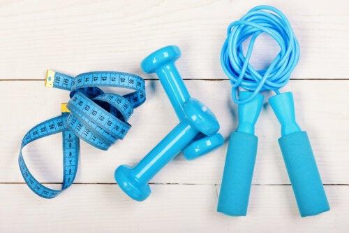 6 beneficios de saltar la cuerda, un ejercicio muy completo