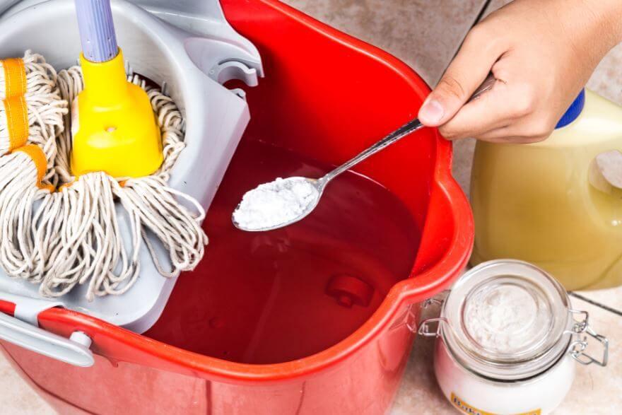 Resultado de imagen para limpieza con bicarbonato