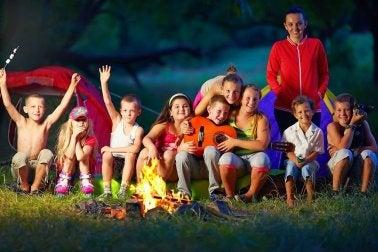 6 tips para elegir un buen campamento de verano para tus hijos