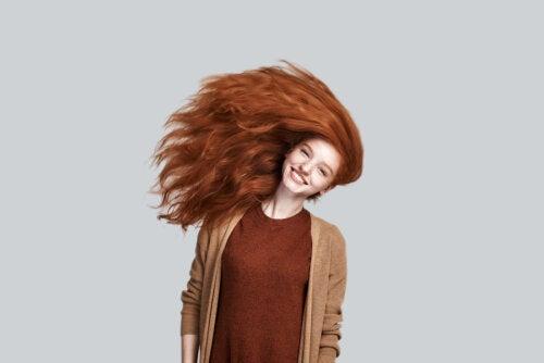 Cómo mantener un tono de cabello cobrizo