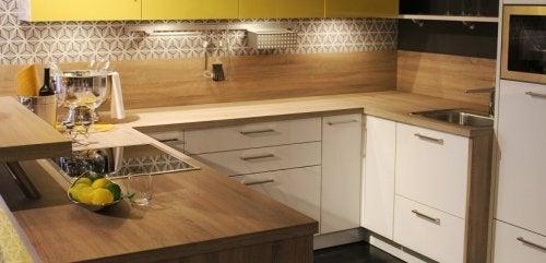 Aprovecha el espacio en la cocina con estos consejos