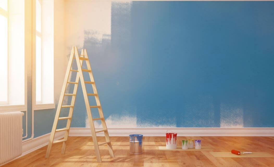 Consejos para pintar una casa fácil.