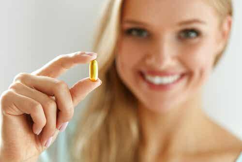 6 vitaminas que no pueden faltar en tu dieta
