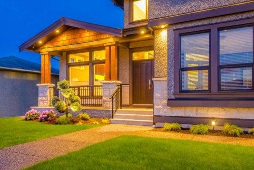 6 formas de decorar la entrada de tu casa que será la envidia de tus vecinos