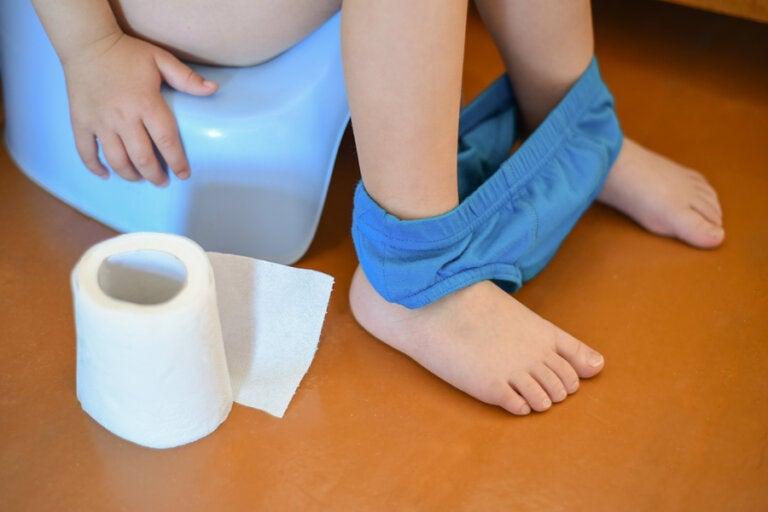 Diarrea infantil: 6 remedios caseros para tratarla